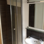 Improved downstairs cloakroom/shower room 2
