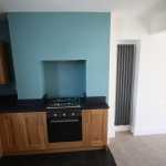 Kitchen Fitting Built in Oven and Hob